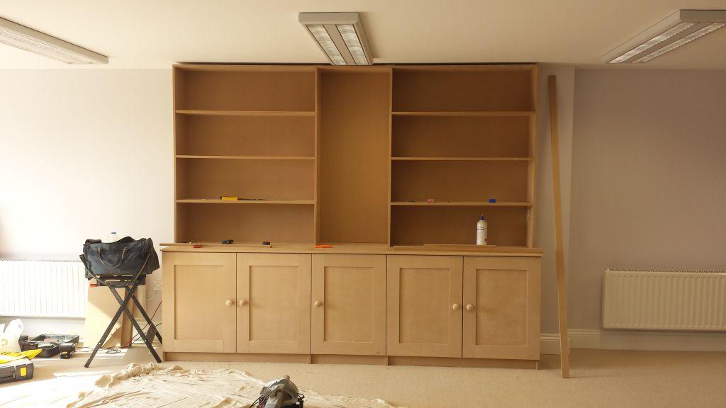 Carpentry brand new dresser
