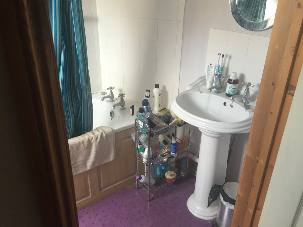 Small bathroom... make the most of it! - All in One Home Services Ltd